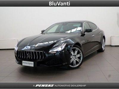brugt Maserati Quattroporte 3.0 V6 Diesel