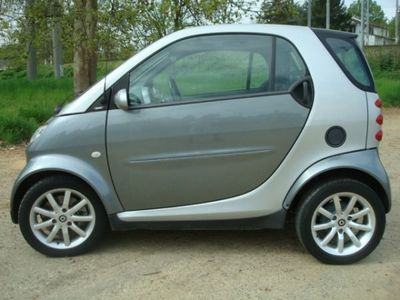 usata Smart ForTwo Coupé fortwo 2ª serie 800 33 kW passion cdi