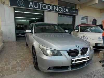usata BMW 535 d cat Touring Attiva PELLE/XENO/NAVI