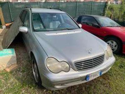 usata Mercedes C270 CDI cat S.W. Avantgarde Diesel