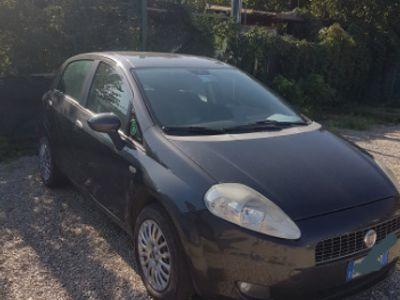 usata Fiat Grande Punto 1.9mtj anno 2007