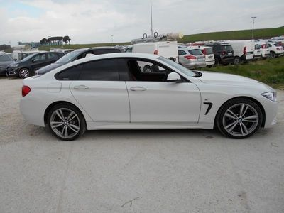 usado BMW 430 Gran Coupé Serie 4 Gran Coupé SERIE 4 dA xDrive MSport aut. 5 PORTE BERLINA