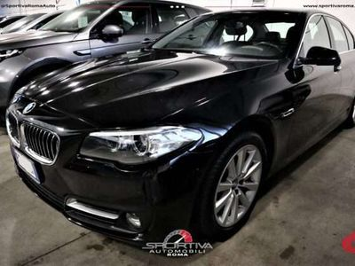 usata BMW 520 unico proprietario perfetta ! d luxury