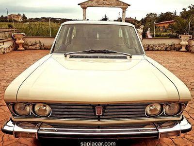 käytetty Fiat 130 3.2 manuale ultima serie targhe nere benzina