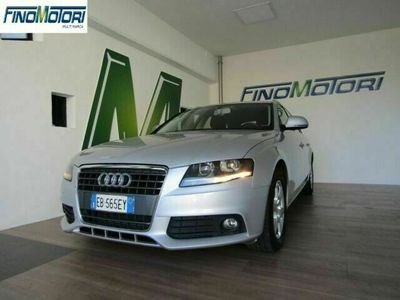 usata Audi A4 Avant 2.0 TDI auto 143 CV