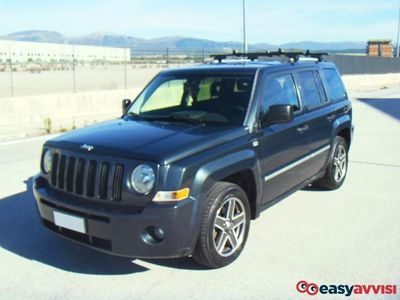 used Jeep Patriot 2.0 Turbodiesel DPF Sport