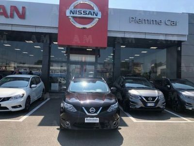 käytetty Nissan Qashqai 1.5 dCi N-Connecta