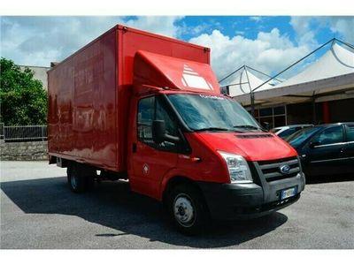 usata Ford Transit 350L 2.3i PL-RG Cabinato GPL cassonato