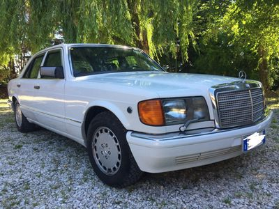 second-hand Mercedes 420 blindata aut. iscritta Asi