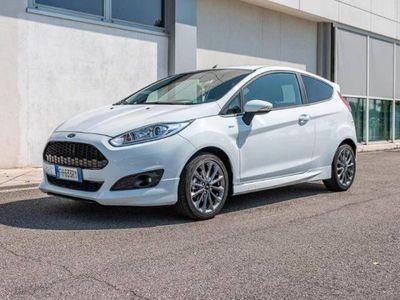 usata Ford Fiesta 1.0 ecoboost ST-line 100cv 3p