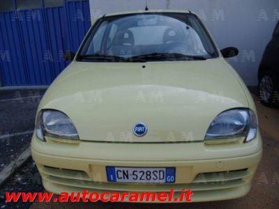 usata Fiat Seicento 1.1i cat Comfort clima Km 101000