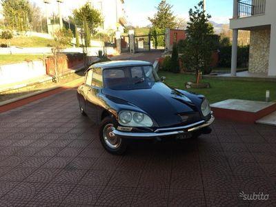 usado Citroën DS 20 completamente restaurata