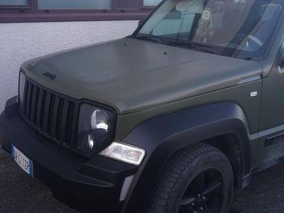 usata Jeep Cherokee 2.8 CRD DPF Limited
