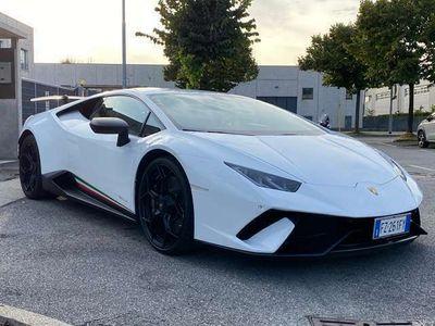 usata Lamborghini Huracán Huracan5.2 V10 Performante Coupé IVA ESP!!!