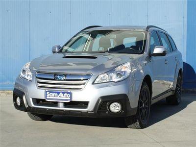 usata Subaru Outback 2.0D Trend Leather