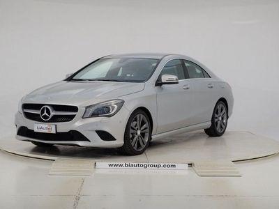 usata Mercedes 220 CLA Classe (C/X117)CDI Automatic Sport