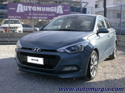 usata Hyundai i20 1.2 84 CV 5 porte Comfort