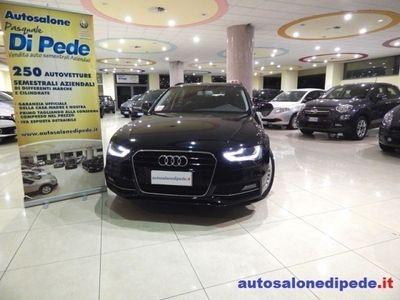 usata Audi A4 Avant S-LINE 2.0 TDI 150 CV multitronic Business
