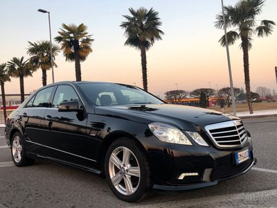 gebraucht Mercedes E350 cdi