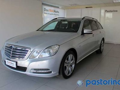 usado Mercedes E250 E250 CDI BlueEFFICIENCY Avantgarde