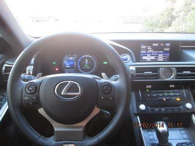usata Lexus IS300 IS Hybrid FSport