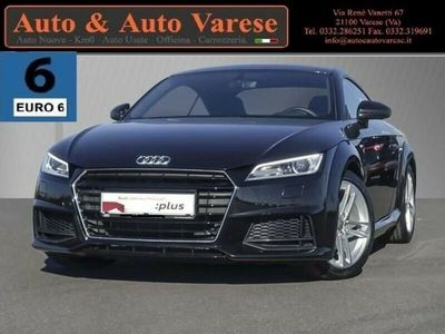 usata Audi TT Coupé 2.0 TDI ultra Sline + Xenon