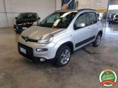 usata Fiat Panda 4x4 1.3 MJT 95 CV S&S Diesel