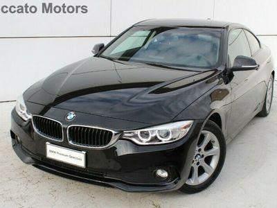 usata BMW 420 Serie 4 d Cou