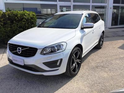 used Volvo XC60 D4 190CV Geartronic R-design