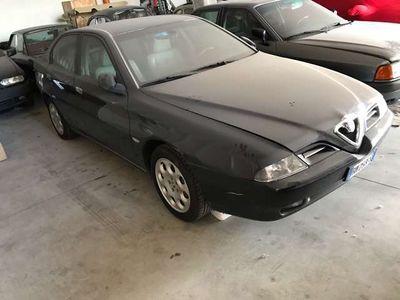 usata Alfa Romeo 166 2.5 V6 24V Distinctive