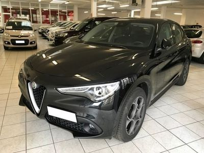 gebraucht Alfa Romeo Alfa 6 Stelvio 2.2 Turbodiesel 210 CV AT8 Q4 Executive EUROD
