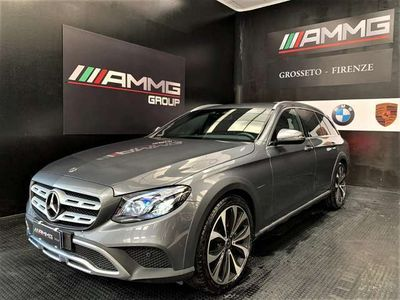 usata Mercedes E220 S.W. 4Matic Auto Premium All-Terrain (715) GR