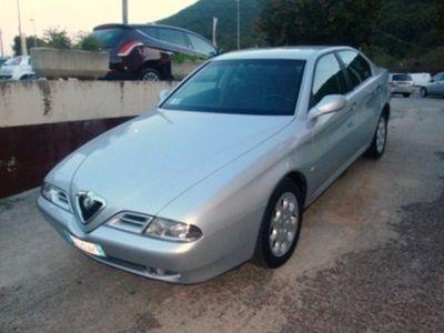 usata Alfa Romeo 166 2.0i 16v-ts Motore Revisionato Usato