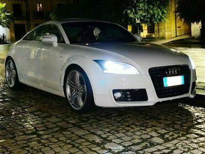 usata Audi TT 2ª Coupé 2.0 TDI QUATTRO S-Line Interno/Es