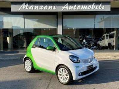 usata Smart ForTwo Electric Drive cabrio Passion IVA ESPOSTA