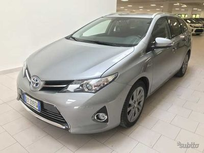 brugt Toyota Auris Touring Sports 1.8 Hybrid Lounge
