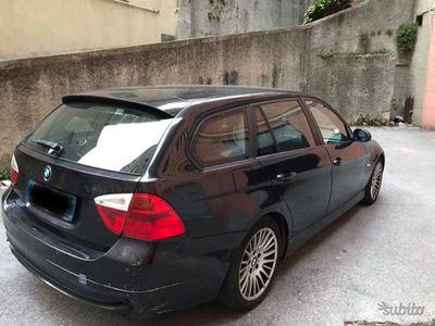 używany BMW 320 d sw 163 cv automatico futura pelle xeno