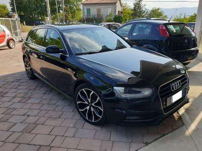 usata Audi A4 Avant 2.0 TDI ultra 136CV Business