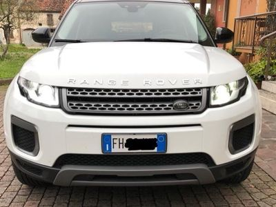 używany Land Rover Range Rover evoque 2.0 eD4 5p. Urban Att