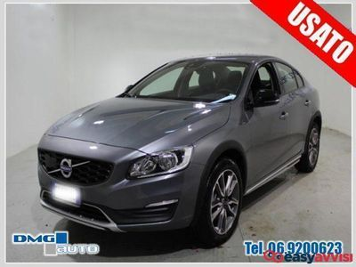 brugt Volvo S60 CC d4 awd geartronic business plus diesel