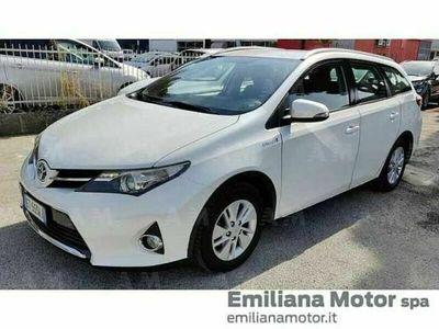 usata Toyota Auris Station Wagon Touring Sports 1.8 Hybrid Lounge usato