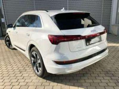 usata Audi E-Tron - 55 quattro advanced, s-line elettrica