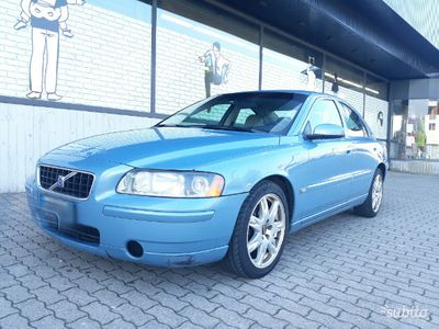brugt Volvo S60 2.4 D5 163cv Summum Berlina