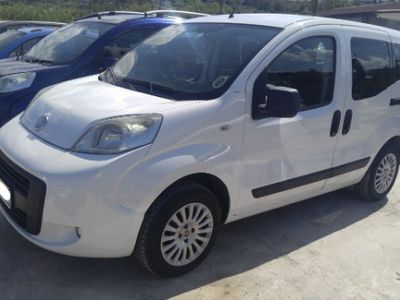 brugt Fiat Fiorino qubo natural power anno 2010
