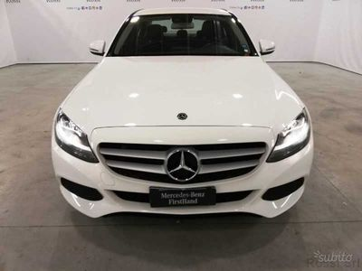 brugt Mercedes C220 d (BT) Executive