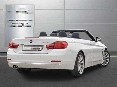 usata BMW 420 d Cabrio LUXURY LINE