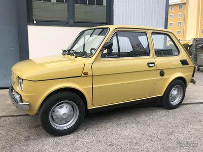 käytetty Fiat 126 prima serie