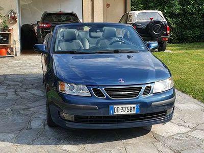 usata Saab 9-3 Cabriolet 1.9 TiD 16V DPF Vector