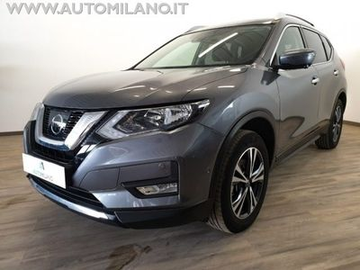 second-hand Nissan X-Trail 2.0 dCi 4WD N-Connecta X-TRONIC rif. 11617657
