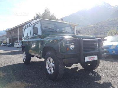 usata Land Rover Defender 90 2.5 td5 soft-top diesel